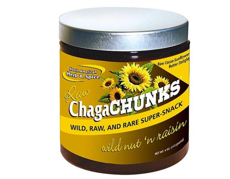 Nut 'N' Raisin Chaga Chunks
