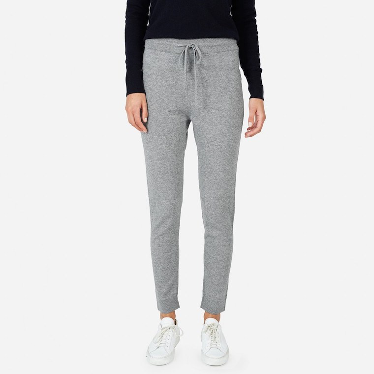 Everlane The Cashmere Sweatpant