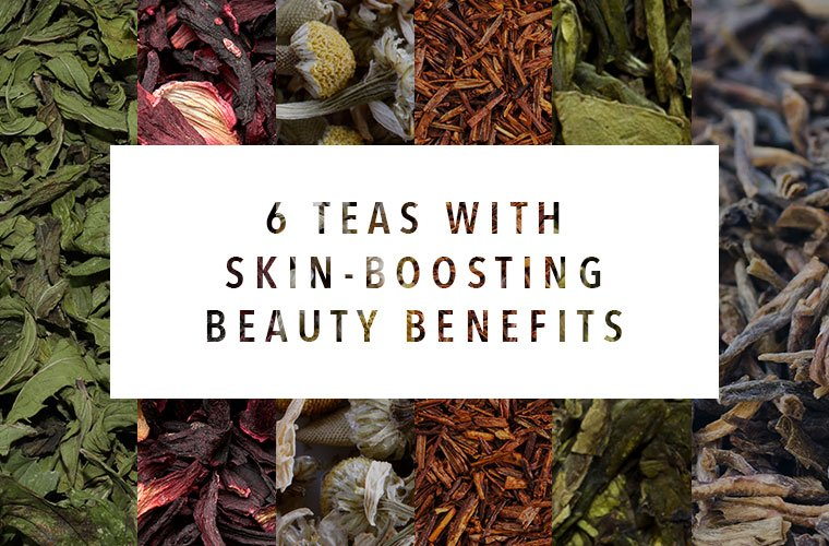 Thumbnail for 6 teas to drink for seriously radiant skin