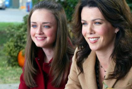 How healthy is Lorelai's and Rory's relationship?