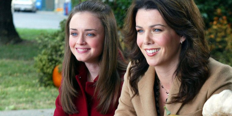 Thumbnail for How healthy is Lorelai's and Rory's relationship?