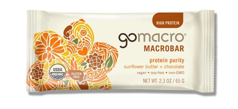 Go Macro Protein Purity Bar