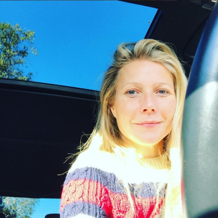 Photo: Instagram/@gwynethpaltrow