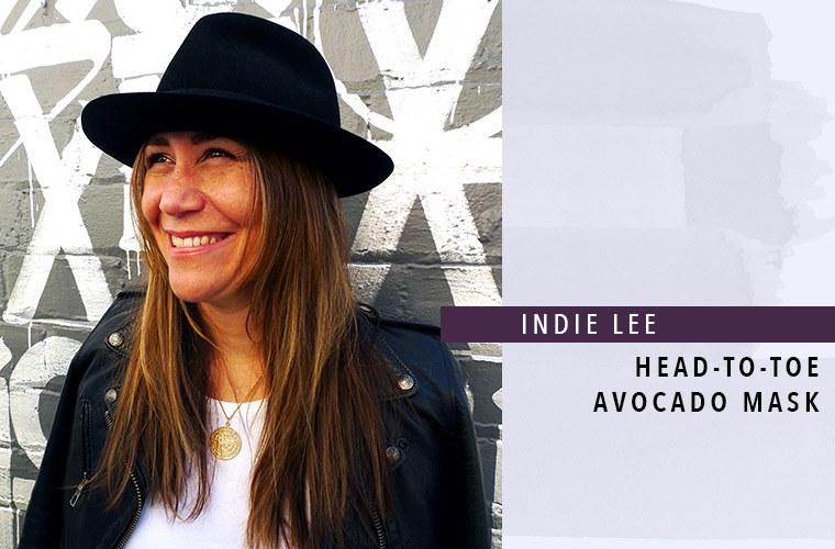 Indie Lee, founder of Indie Lee