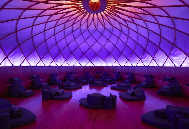 Thumbnail for Take a look inside the chic new meditation wonderland dreamed up by the former CEO of Intermix