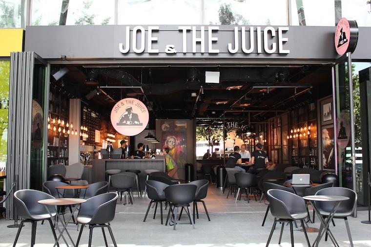 Joe & The Juice new locations