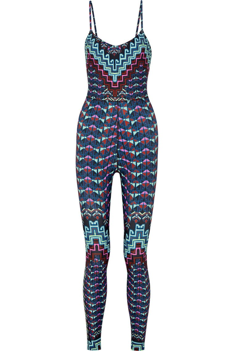 mara hoffman jumpsuit