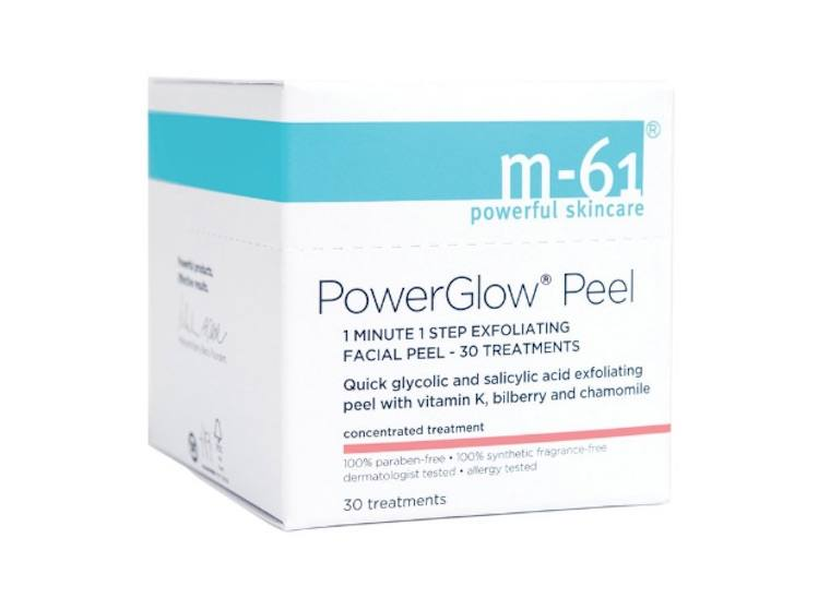 m-61 powerglow peel