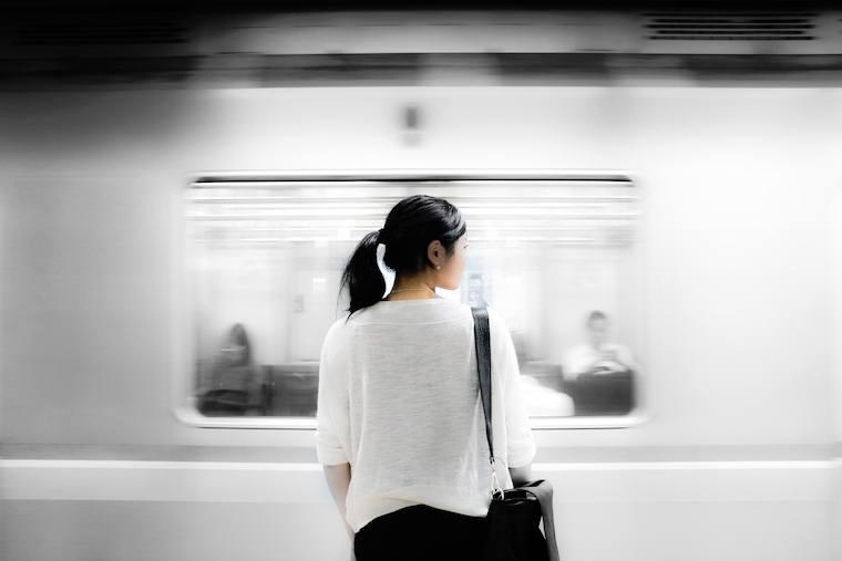 meditation mindful commute