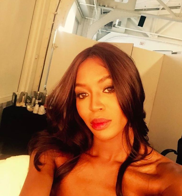 Photo: Instagram/@Iamnaomicampbell