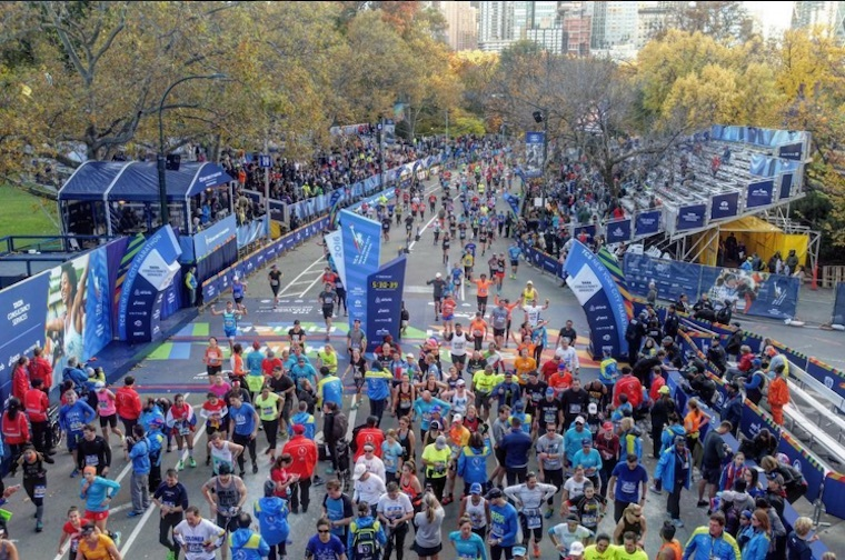 Thumbnail for Whoa! 2 of the top 3 NYC runners had never finished a marathon