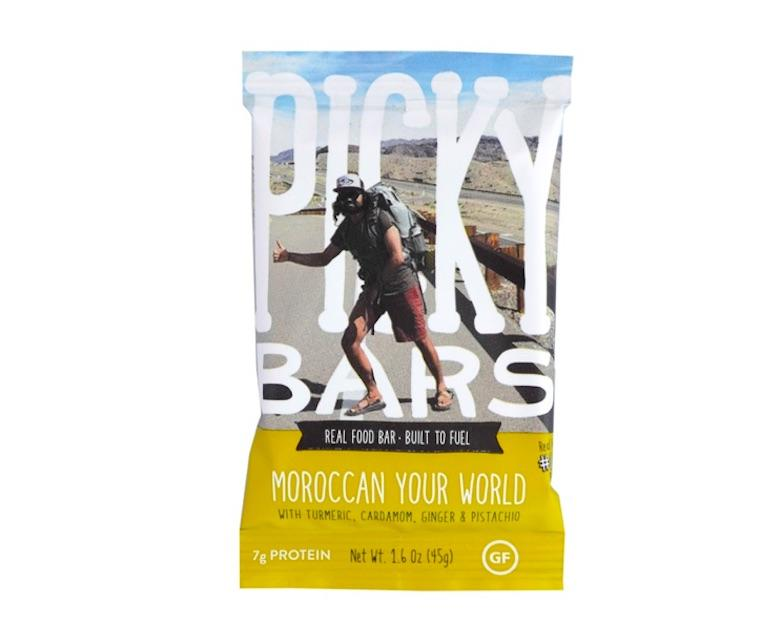 Moroccan Your World Picky Bars