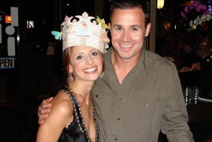Sarah Michelle Gellar and Freddie Prinze Jr. might have the secret to a lasting marriage