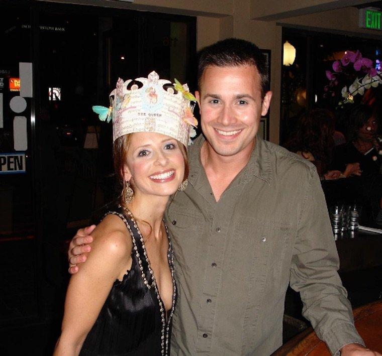 Sarah Michelle Gellar and Freddie Prinze Jr marriage