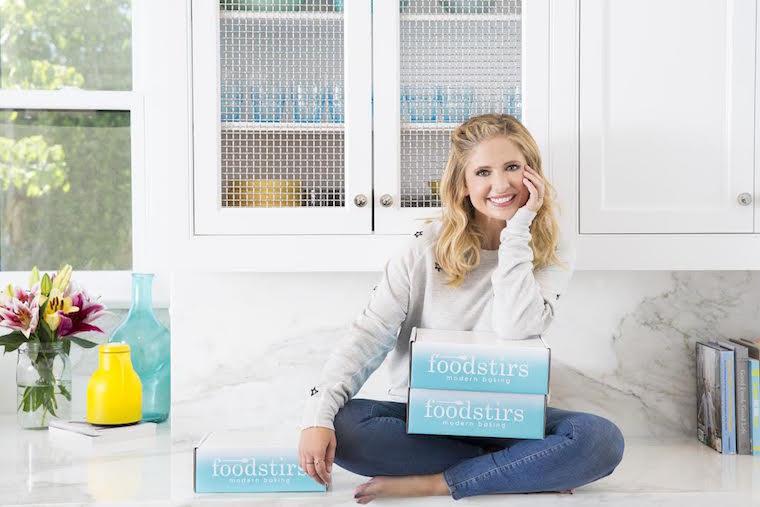 Sarah Michelle Gellar and Foodstirs