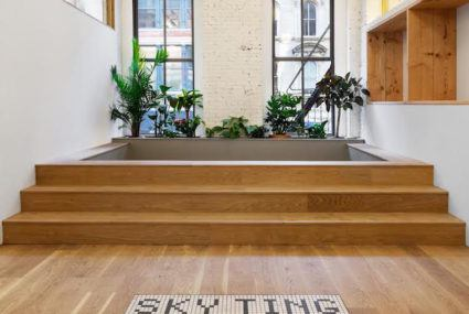 Sky Ting Yoga opens a brand new—and way bigger—urban oasis this week
