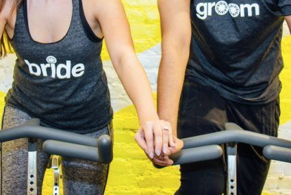 News flash: You can now put SoulCycle on your wedding registry
