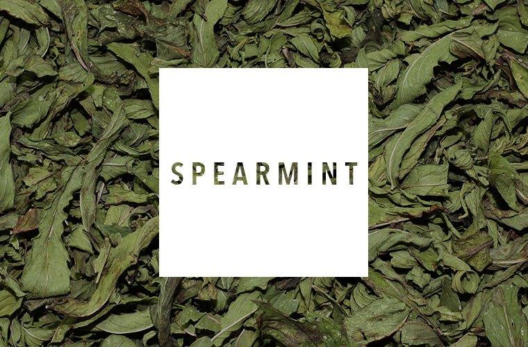 spearmint tea for better skin