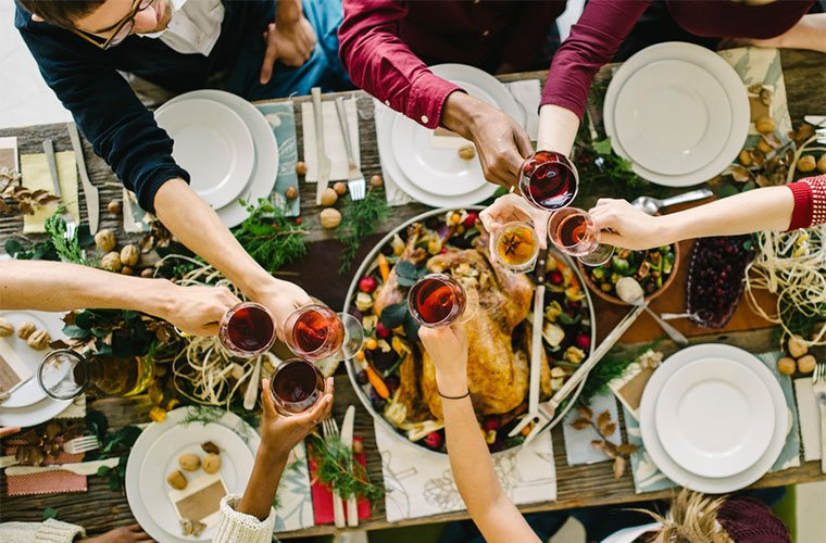Your 4-step plan to a bloat-free holiday