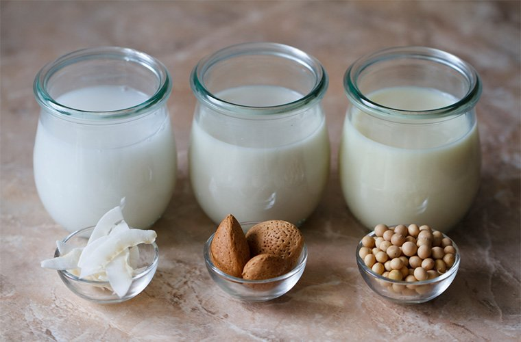 Thumbnail for When it comes to nut milk, what's the most sustainable option?