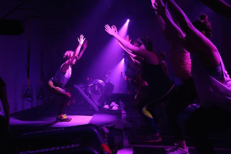 The buzziest workout studio in NYC right now is as crazy as it sounds