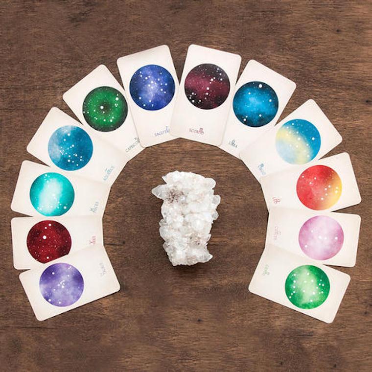 tarot astrology cards