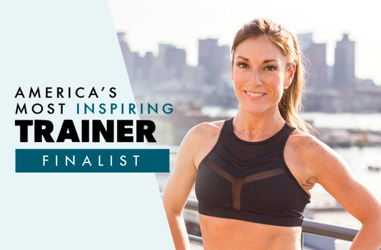 Thumbnail for How the Boston Marathon bombing inspired this trainer to help others