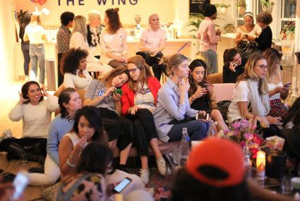 Why women are building communities to work (and practice wellness) together