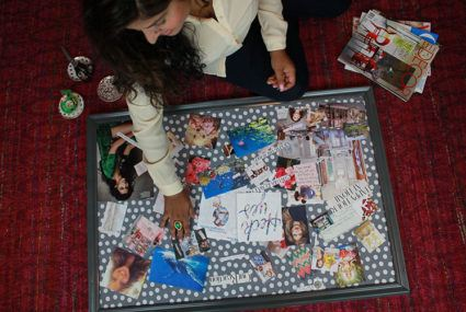 The #ladyboss guide to creating a vision board