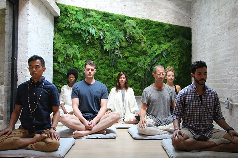 mndfl group meditation studio new york