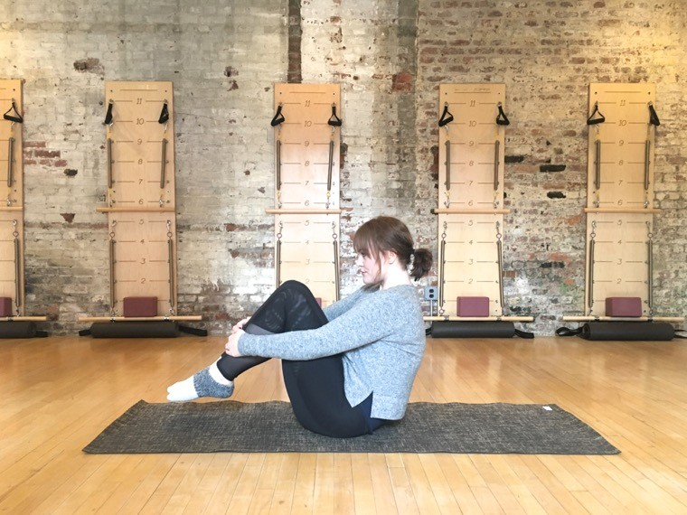 "Thumbnail for There's no such thing as a ""Pilates body""—and these moves are proof"