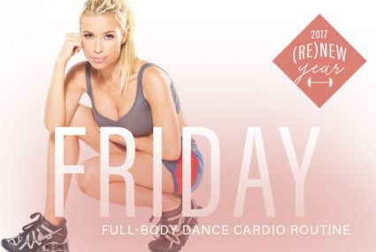 Dance break! Work it out with Tracy Anderson's J.Lo-inspired cardio routine