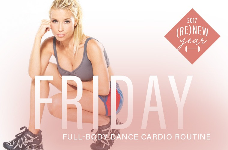 Thumbnail for Dance break! Work it out with Tracy Anderson's J.Lo-inspired cardio routine