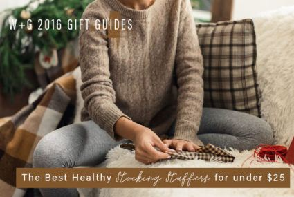 The best (healthy) stocking stuffers under $25