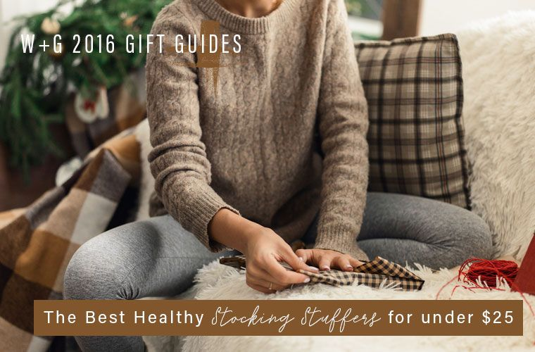 Thumbnail for The best (healthy) stocking stuffers under $25