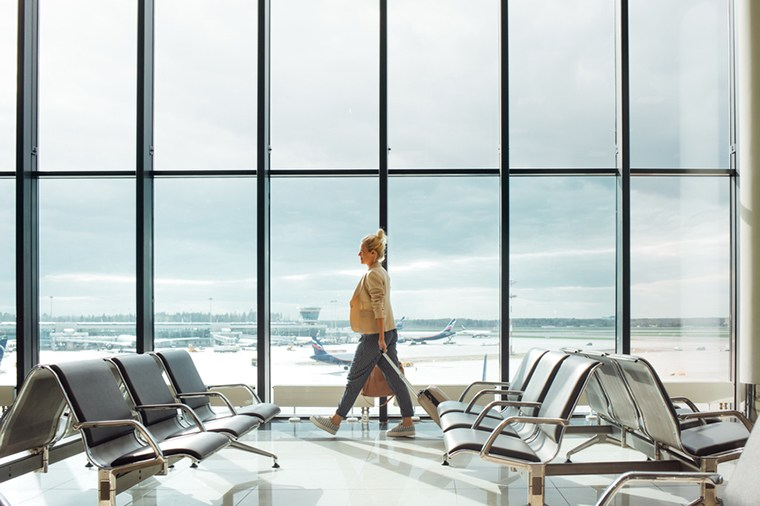 Thumbnail for Is the next healthy frontier the…airport?