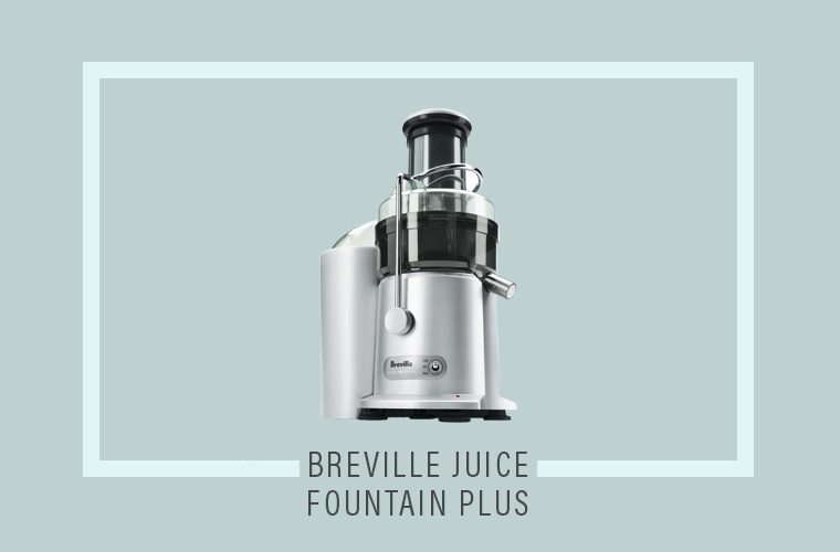 Top 5 Juicers: Breville Juice Fountain Plus