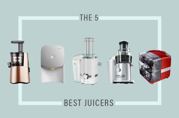 These are the top 5 juicers you can buy right now