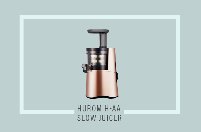 Top5 Juicers: Hurom H-AA Slow Juicer