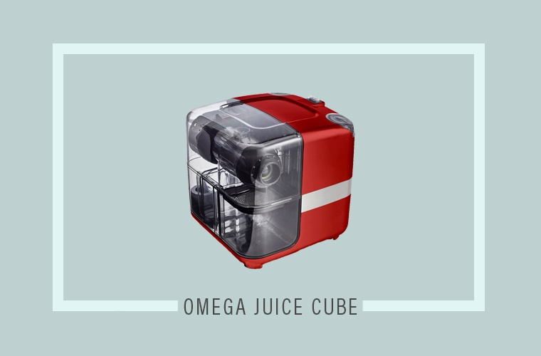 Top 5 Juicers: Omega Juice Cube
