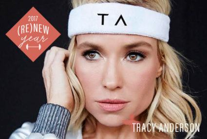 Get ready to sweat every day with Tracy Anderson