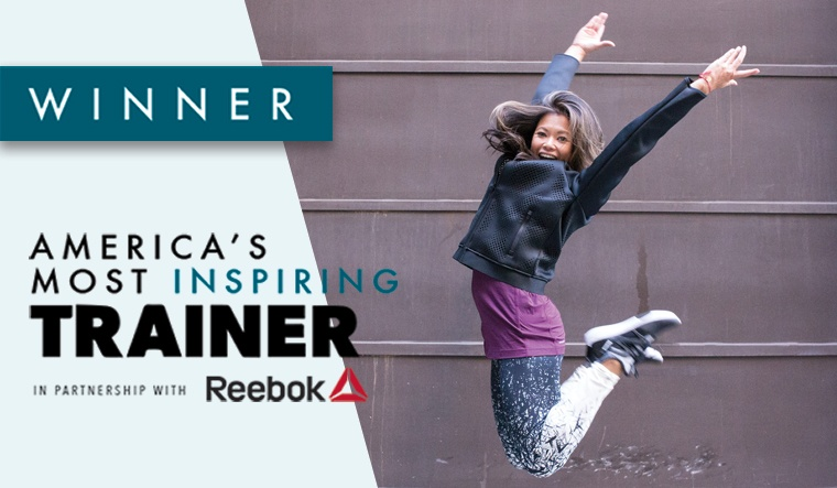 And the winner of America's Most Inspiring Trainer is…