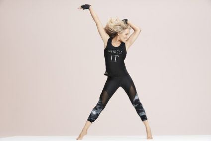 Target's latest fitness fashion collab features loads of leggings—courtesy of a dance cardio superstar
