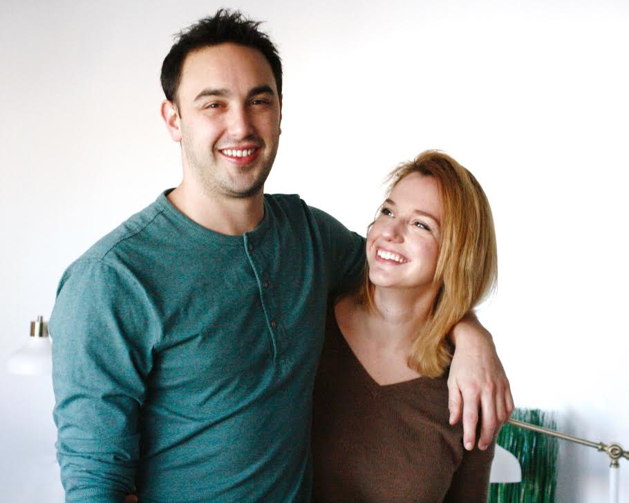 Rick Gusmano and Christine Cusano, founders of Eating Evolved