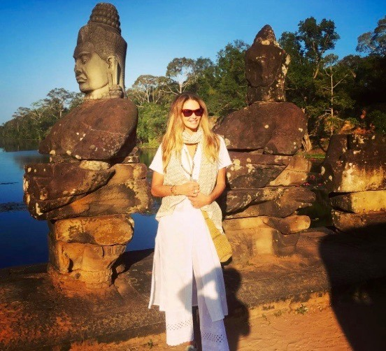 Thumbnail for The 4 most important healthy lessons Elle Macpherson learned in 2016