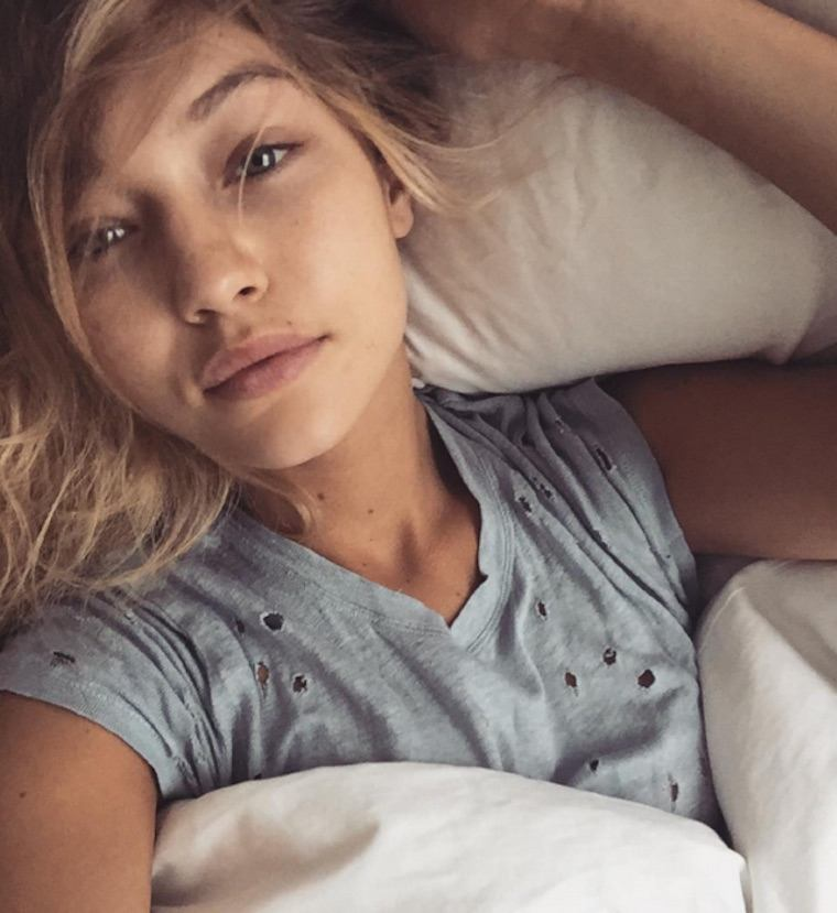 Thumbnail for 5 reasons Gigi Hadid is totally okay with not being perfect