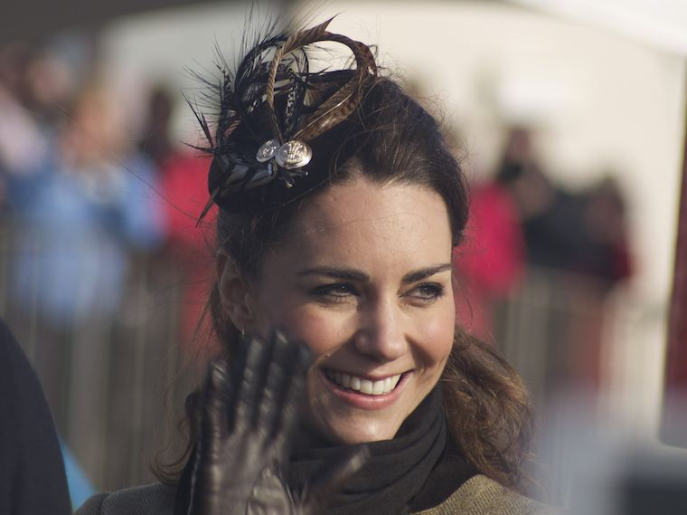 Thumbnail for The buzzy wellness practice Kate Middleton de-stresses with