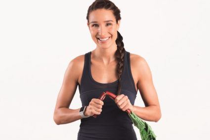 Kayla Itsines is now a cookbook author—and her healthy sweet potato enchilada recipe is genius