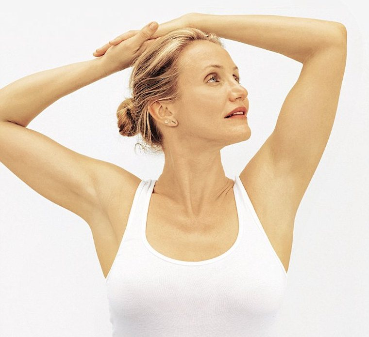 Cameron Diaz on beauty and aging