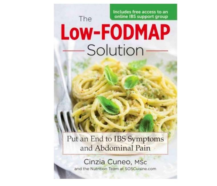 The Low-FODMAP Solution by Cinzia Cuneo